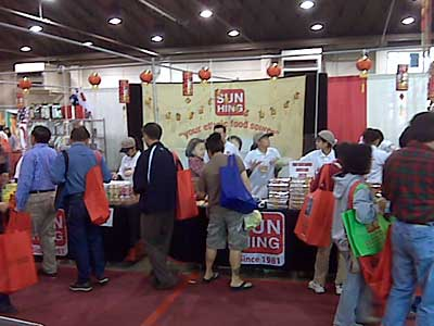 Asian american food expo